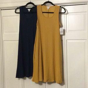 NWT Time and Tru Swing Dress Bundle